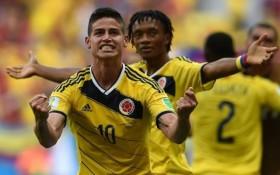 ЧМ-2014. 1/4 финала. Колумбия не уступит Бразилии в основное время